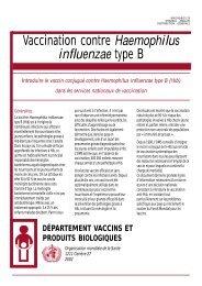 Hib Fact Sheet - French - Path