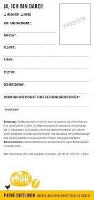 Anmeldeformular - Pathé - Seite 2