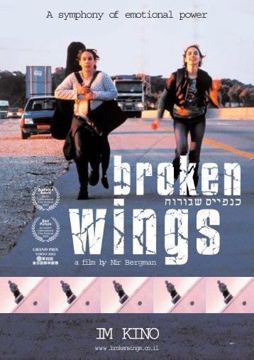 BrokenWings FlugblattD