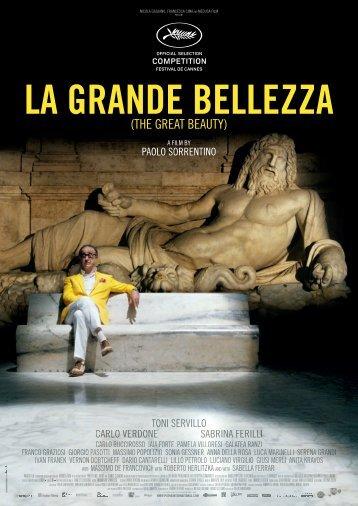 LA GRANDE BELLEZZA - Pathé Films AG Zürich