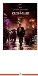 Vengeance FR:DP MAQUETTE.QXD - Pathé Films AG Zürich