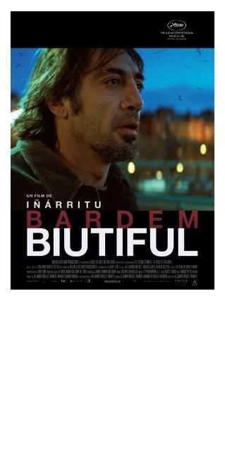 biutiful - Pathé Films AG Zürich