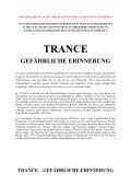 trance gefährliche erinnerung - Pathé Films AG Zürich - Page 3