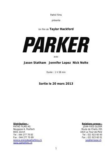 Un film de Taylor Hackford Jason Statham Jennifer Lopez Nick Nolte ...