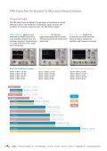 Agilent PNA PNA-L N5234a-Netzwerkanalysator - Page 2