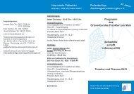 Programm Frankfurt - Patientenliga Atemwegserkrankungen e.V.