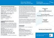 Programm Dortmund - Patientenliga Atemwegserkrankungen e.V.