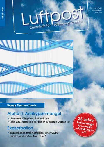 Alpha-1-Antitrypsinmangel Exazerbation - Patientenliga ...