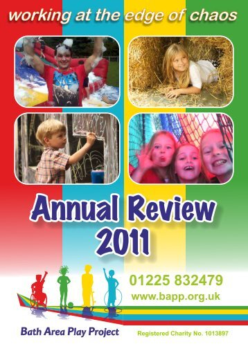2011 Annual Review - Bath Area Play Project