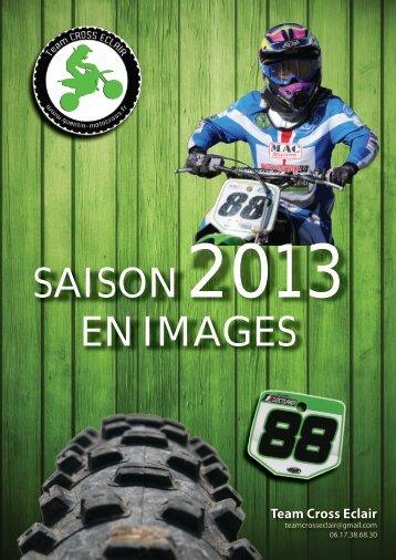 Team Cross Eclair saison 2013 en images