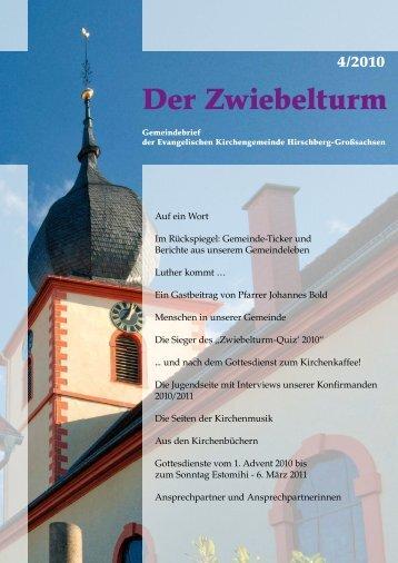 Lebendige Gemeinde - derzwiebelturm.de