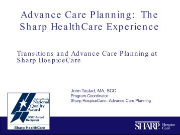 Advance Care Planning - Patientsafetycouncil.org