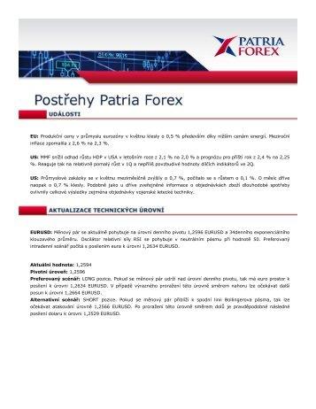 Zobrazit - Patria Direct