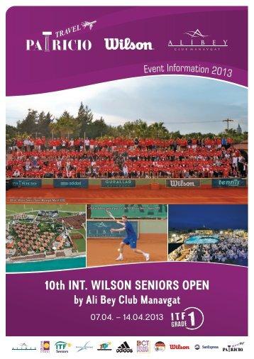 Eventbroschüre als PDF zum Download - patricio sport events 2014