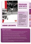Eventbroschüre als PDF zum Download - patricio sport events 2014 - Page 5