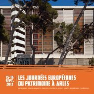 Programme - Arles kiosque