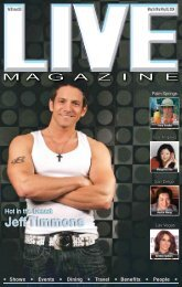 LIVE Magazine Vol 7, Issue #183 May 16 thru May 30, 2014