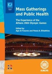 Mass gatherings and public health - World Health Organization ...