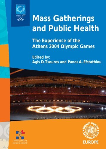 Mass gatherings and public health - World Health Organization ...