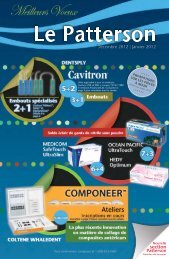 Catalogue 2 - Patterson Dental/Dentaire Canada