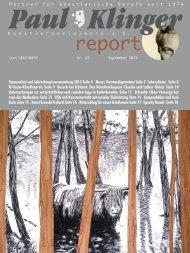 Heft 42/13 Download PDF - Paul-Klinger-Künstlersozialwerk eV