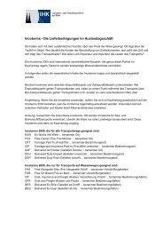 Incoterms - Die Lieferbedingungen im ... - Paul-Orzessek.de
