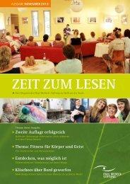 ZEIT ZUM LESEN - Paul-Riebeck-Stiftung zu Halle (Saale)