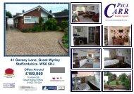 GORSEY LANE 41 - Paul Carr Estate Agents