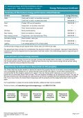Energy Performance Certificate - Paul Carr Estate Agents - Page 2