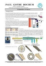 Pyrometermessung - Paul Gothe GmbH