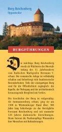 Burg Reichenberg - Paulinenpflege Winnenden eV