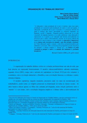 Texto Fundamentação - Prefeitura Municipal de Paulínia