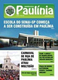 996 - Edição Normal - Prefeitura Municipal de Paulínia