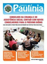 992 - Edição Normal - Prefeitura Municipal de Paulínia