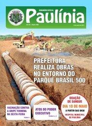 1008 - Edição Normal - Prefeitura Municipal de Paulínia