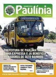 1018 - Edição Normal - Prefeitura Municipal de Paulínia