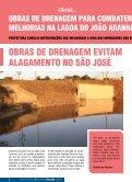 obras de pavimentação do parque da represa beneficiam 5 mil ... - Page 6