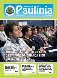 1020 - Edição Normal - Prefeitura Municipal de Paulínia