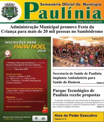 Administração Municipal promove Festa da Criança para mais de ...