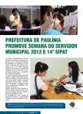 PREFEITURA DE PAULÍNIA IMPLANTA AVENIDA LIGANDO ... - Page 2