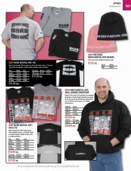 Apparel - Paulsen's Family Martial Arts