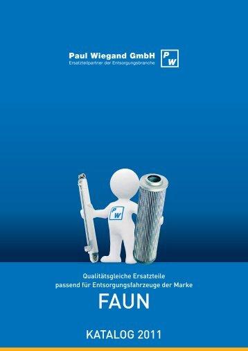 Faun - Paul Wiegand GmbH