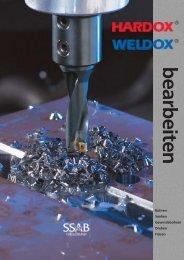 Hardox bearbeiten - Paul Wiegand GmbH