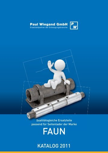 Faun Sidepress - Paul Wiegand GmbH