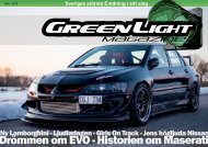GreenLight Magazine #1 - 2014