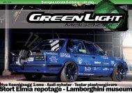 GreenLight Magazine #3 - 2014