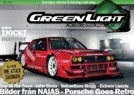 GreenLight Magazine #2 - 2014