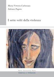 Maria Vittoria Carbonara - Adriano Pagnin, I sette volti della violenza