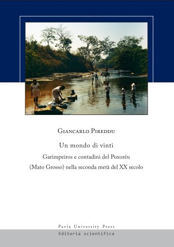 GIANCARLO PIREDDU, Un mondo di vinti - Pavia University Press