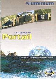 Clotures & portails - Pavillon-Bleu